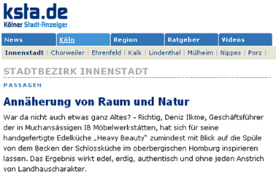 Pressebericht Heavy Beauty